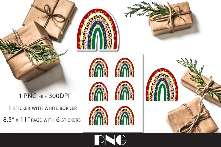 Rainbow PNG, Rainbow stickers