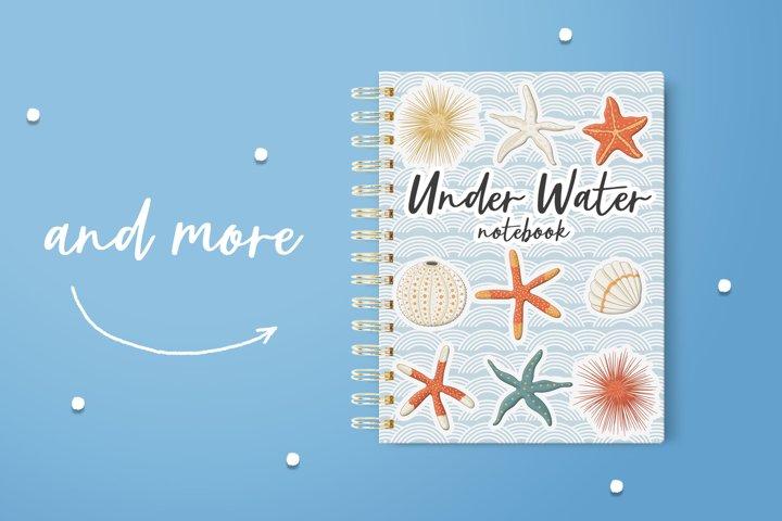 Under Water example 4