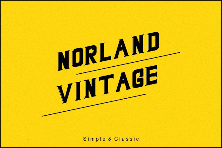 Norland Vintage
