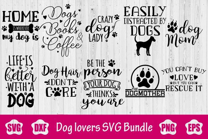 Dog SVG Designs