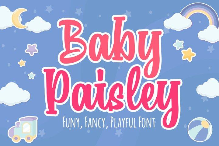 Baby Paisley