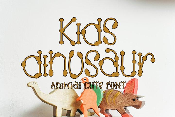 Kids Dinosaur