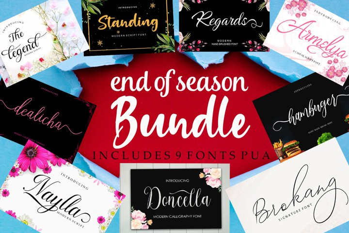 end of season bundle