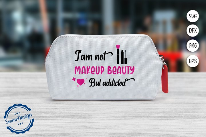 Im not a makeup beauty,But addicted
