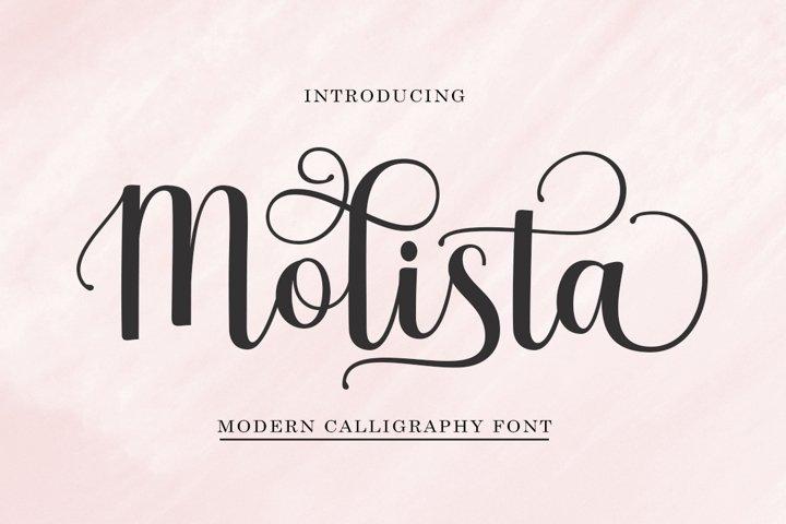 Molista Script