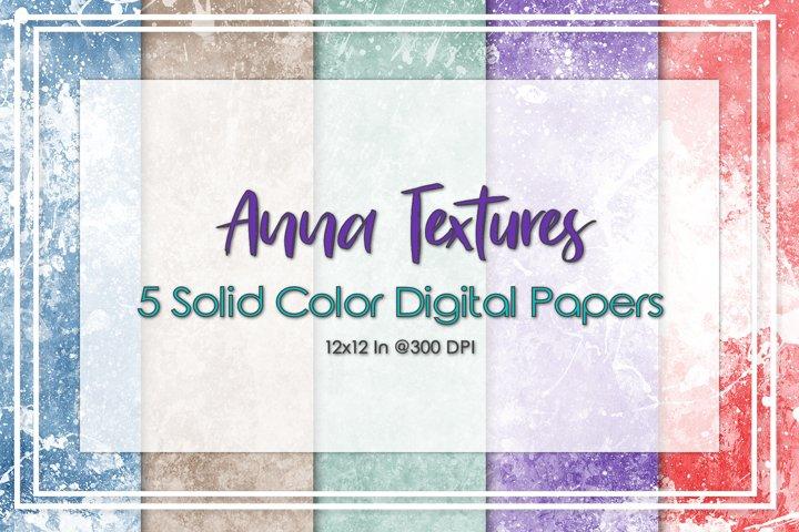 Anna Textures 2 Grunge