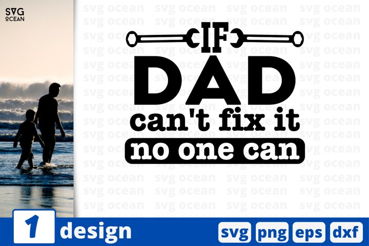 If Dad cant fix it no one can SVG cut files, fathers day