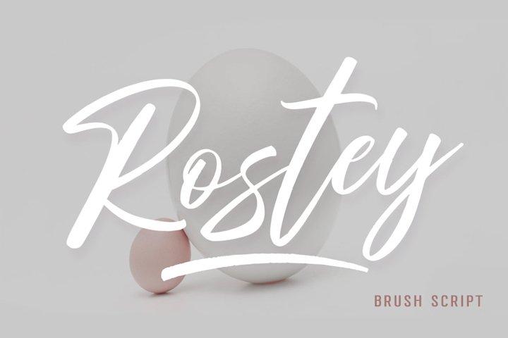 Rostey
