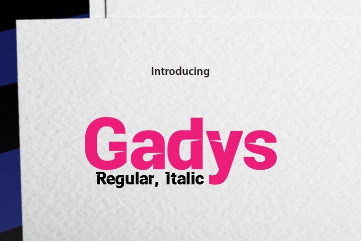 Gadys