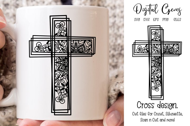 Cross, Religious SVG / PNG / EPS / DXF files