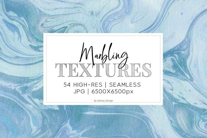 54 Huge seamless marbling textures