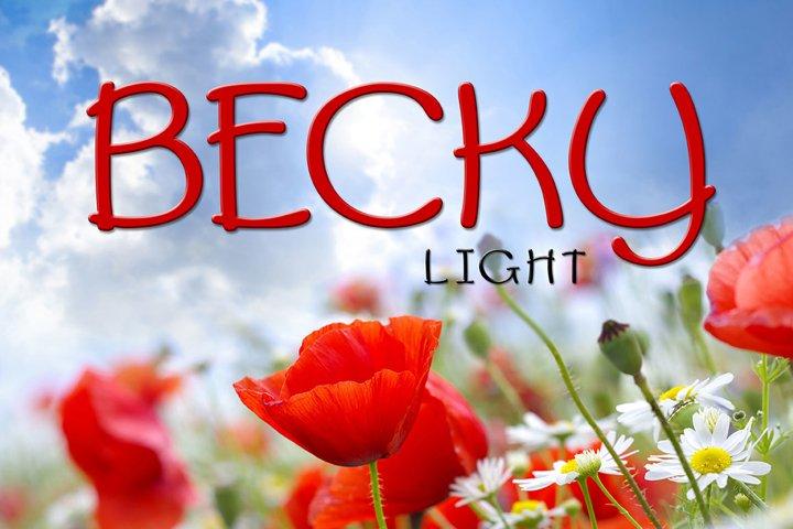 Becky Light