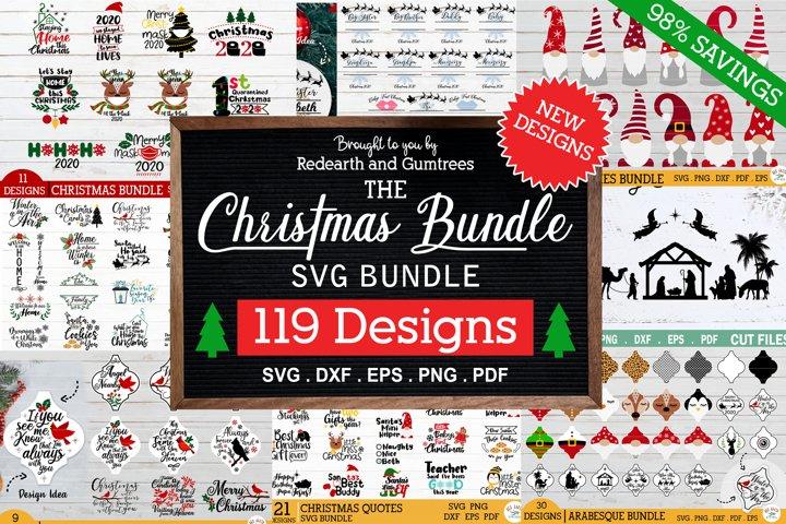 HUGE Christmas bundle SVG, quarantine quotes,arabesque,gnome