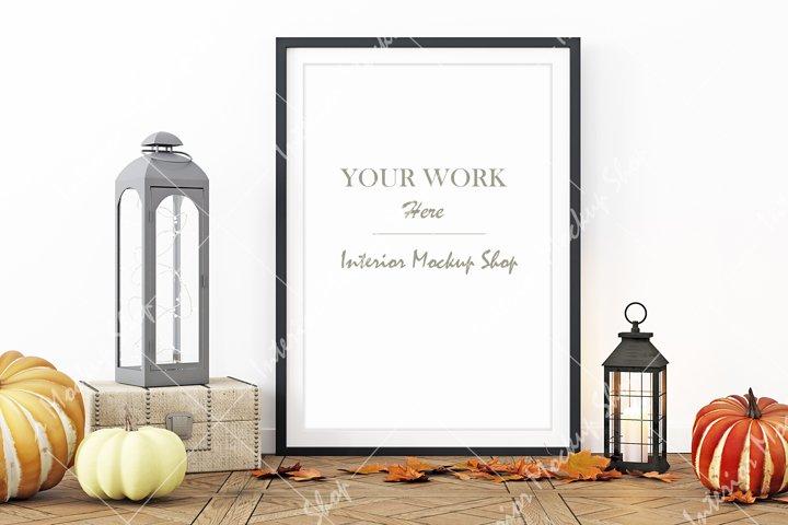 Frame mockup A4, Poster Mockup, Interior Mockup, Mockups, Mo