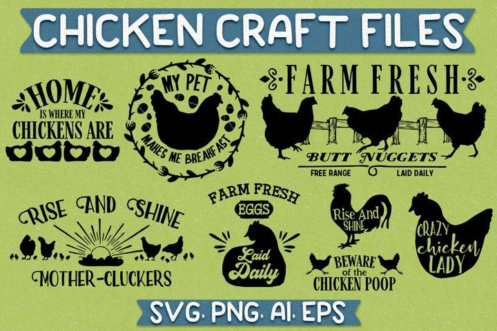 Chicken Craft Files