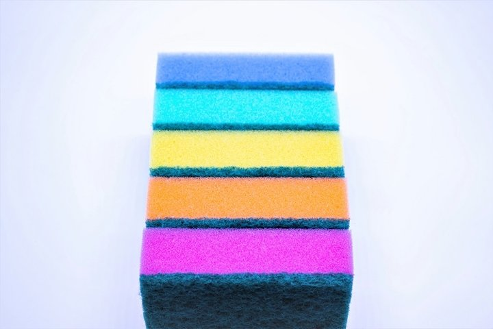 Sponges for washing dishes - 3