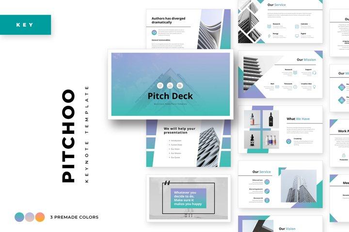 Pitchoo Business Keynote Template