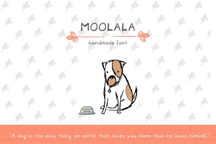 Moolala Font