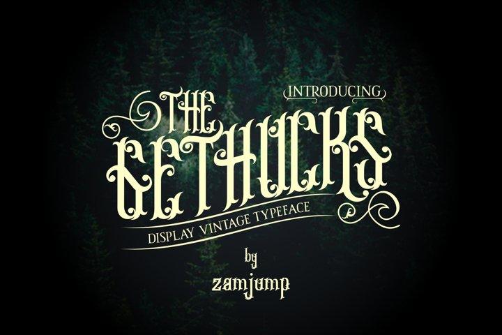 The Gethucks