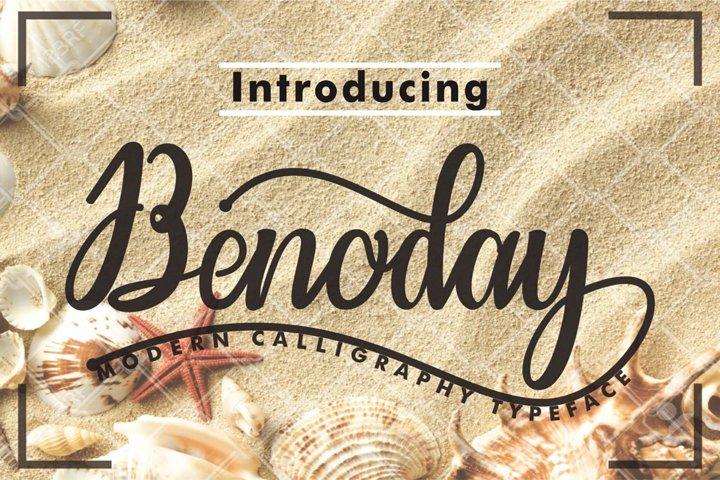 Benoday