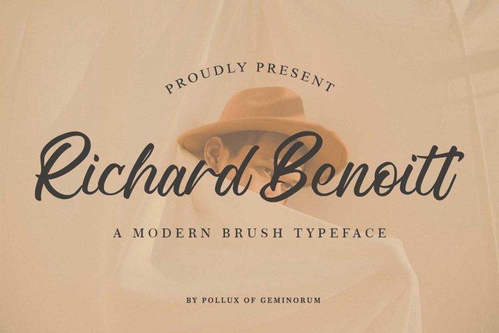 Richard Benoitt