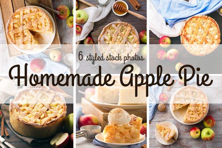 Homemade Apple pie