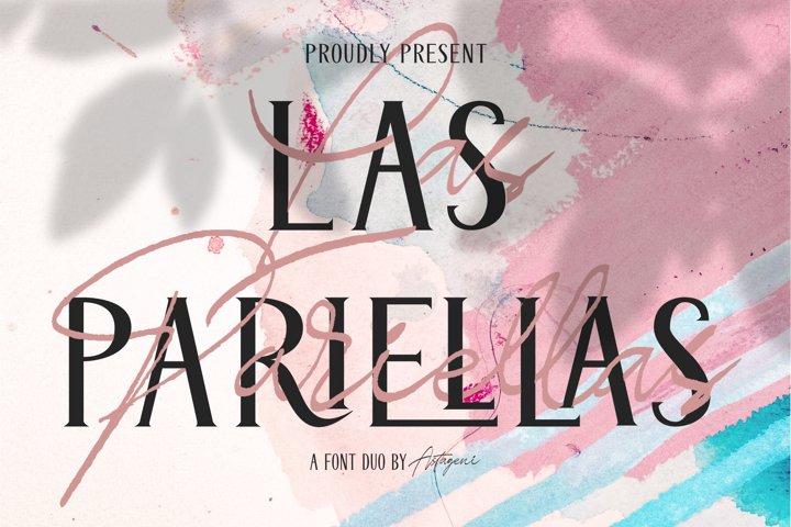 Las Pariellas Font Duo