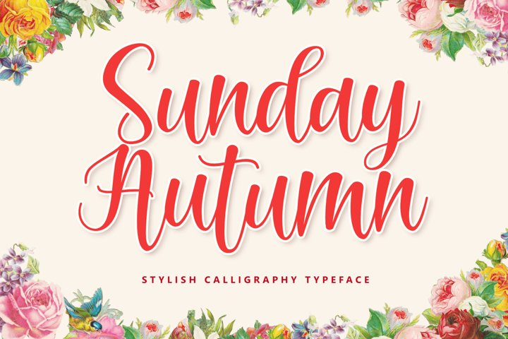 Sunday Autumn