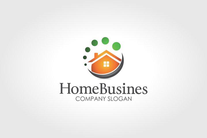 Home Business Logo Template