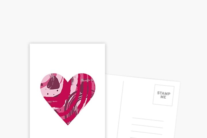 Heart silhouette. Heart clipart. Valentine's day. Heart SVG example 7