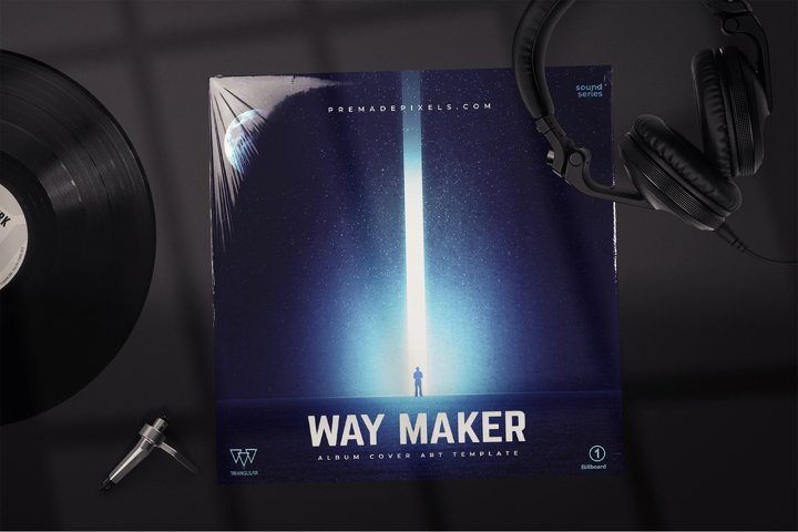 Way Maker Album Cover