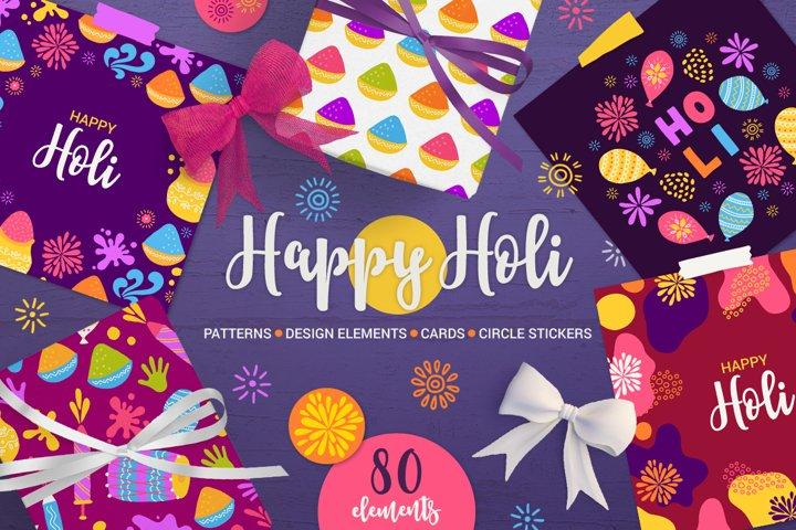 Happy Holi Kit