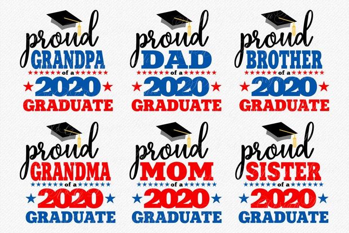 Graduation 2020 SVG Bundle