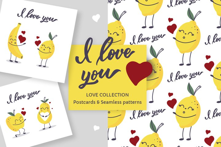Sweet love collections