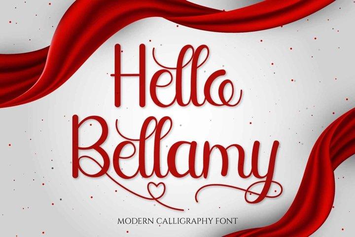 Hello Bellamy
