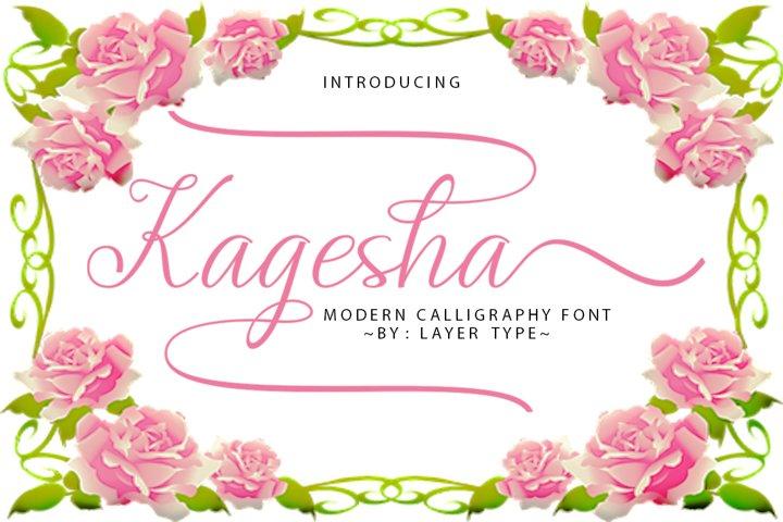 Kagesha