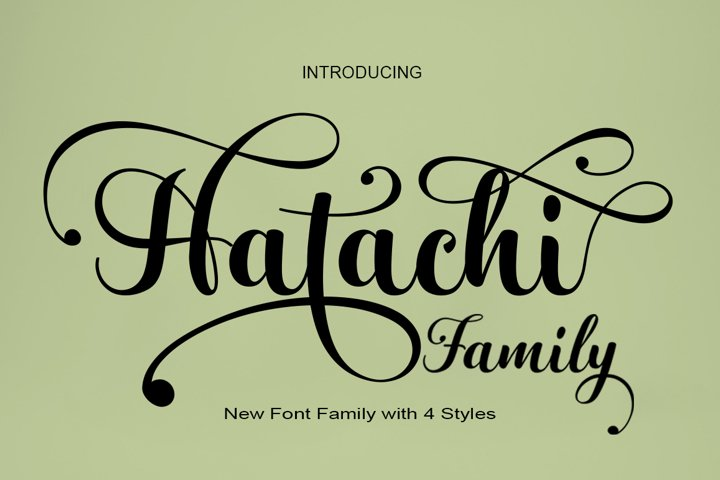 Hatachi Family
