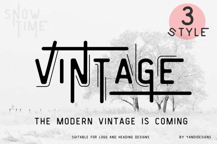 Vintage Modern