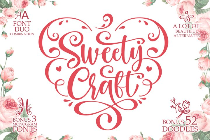 Sweety Craft Family and Bonus