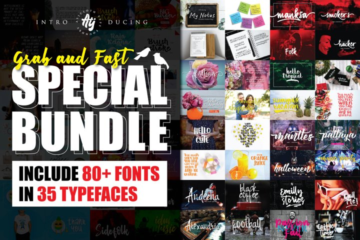 SPECIAL BUNDLE - Limited Time Offer