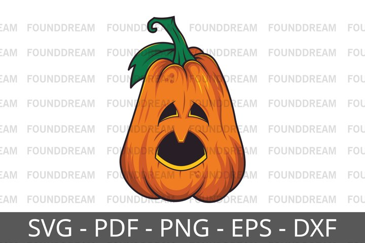 Halloween Pumpkin | Vector files