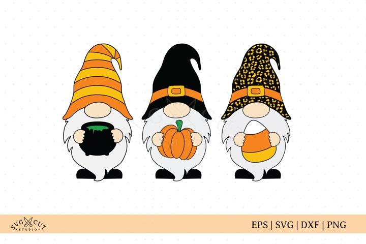 Halloween   Fall Gnomes SVG files