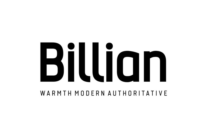 Billian - Easy Going Sans