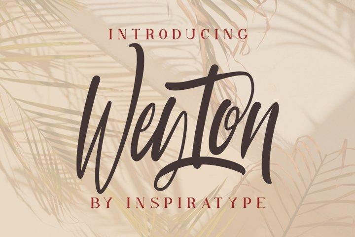 Weyton Script