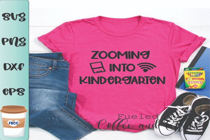 Zooming into Kindergarten