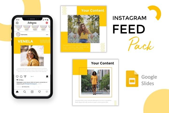Instagram Feed - Vanela
