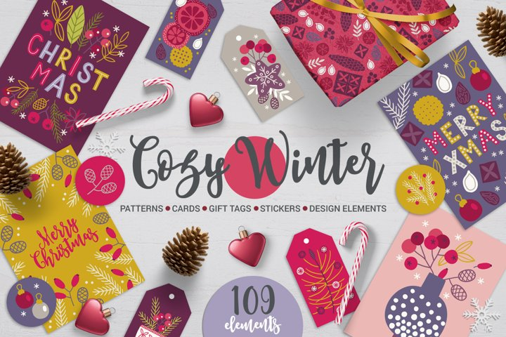 Cozy Winter Kit