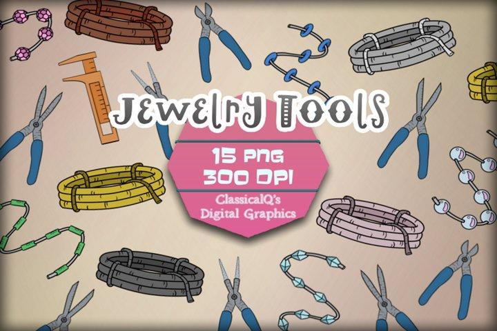 Jewelry Tools Clip Art
