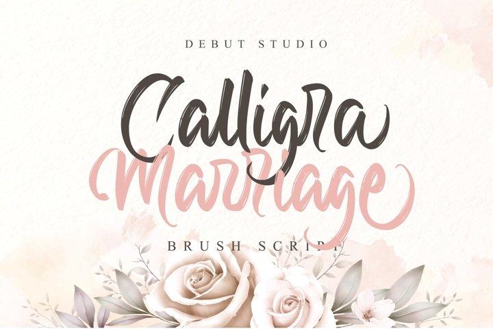 Calligra Marriage