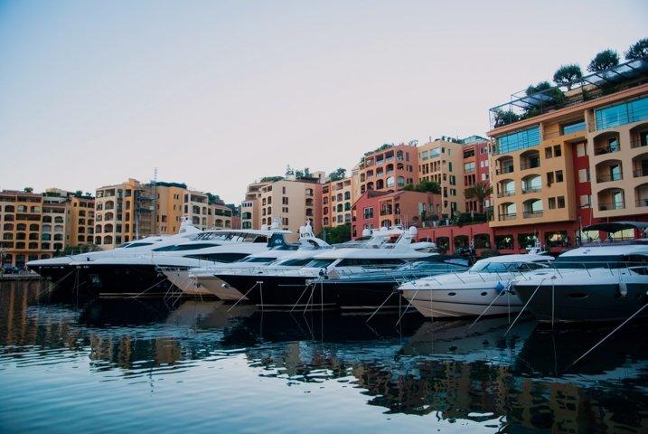 Yachts, Sea.